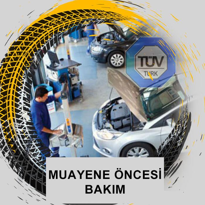 Ankara garaj - muayene öncesi