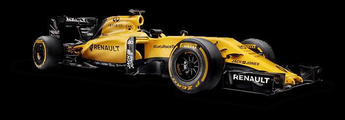 Renault F1 - İletişim Ankara Garaj
