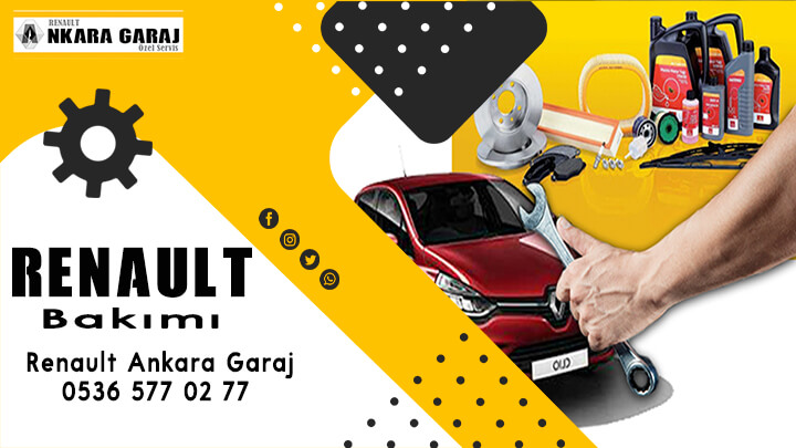 Renault Bakım Paketleri- Renault Ankara Garaj